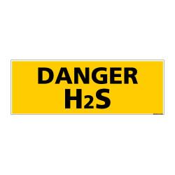 Panneau de Signalisation DANGER H2S (C1141)