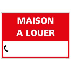 PANNEAU IMMOBILIER MAISON A...