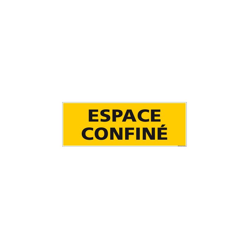 Panneau Espace Confine (C1251)
