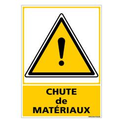 Panneau chute de materiaux (C1260)