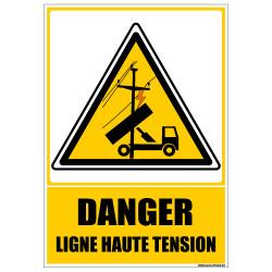 Signalisation danger electrique (C1354)