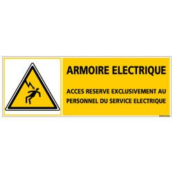 Signalisation danger electrique (C1361)