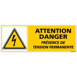 Signalisation danger electrique (C1364)