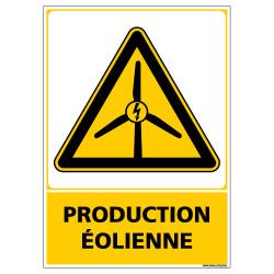 PANNEAU PRODUCTION EOLIENNE (C1429-PV)