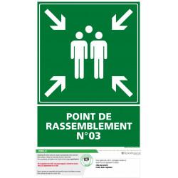 PANNEAU PERSONNALISÉ POINT...