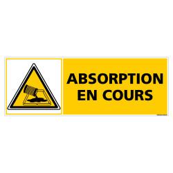 PANNEAU ABSORPTION EN COURS (C1482)