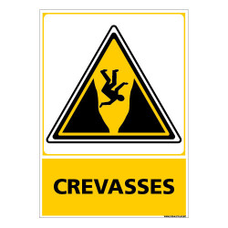 PANNEAU CREVASSES (C1483)