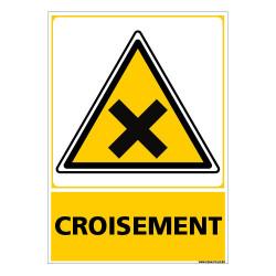 PANNEAU CROISEMENT (C1485)