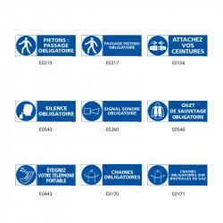 panneau obligation ISO7010