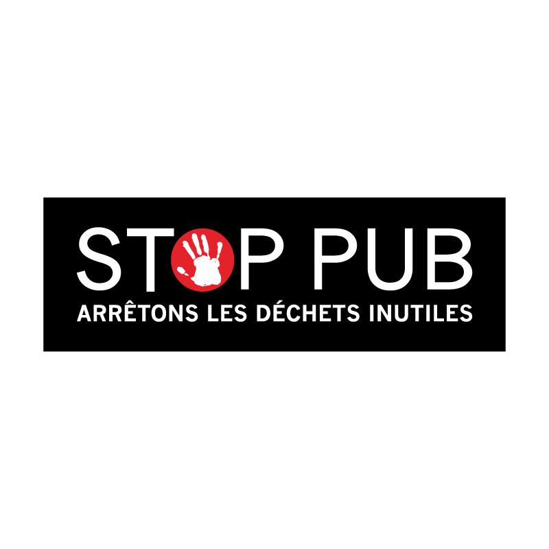 ADHESIF STOP PUB (G1496)