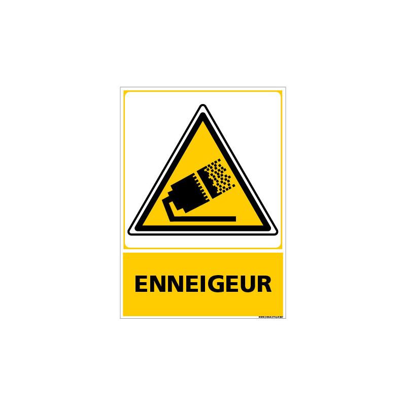 PANNEAU ENNEIGEUR (C1491)