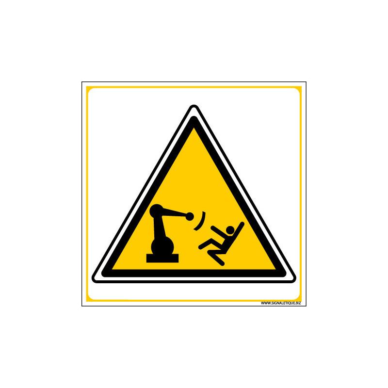 PANNEAU MOUVEMENT DE BRAS AUTOMATIQUE (C1499)