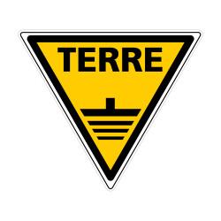Signalisation Triangle Terre