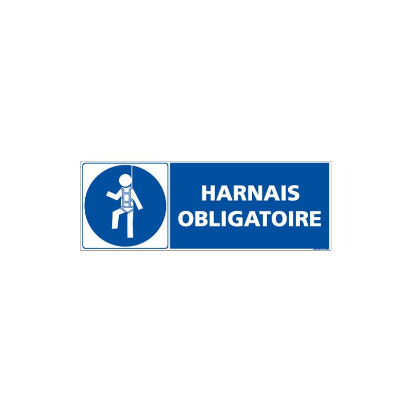 PANNEAU HARNAIS OBLIGATOIRE (E0659)