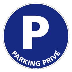 PANNEAU PARKING PRIVE (L0715)
