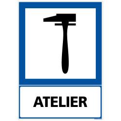 PANNEAU INFORMATION ATELIER (F0220)