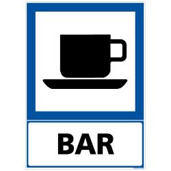 PANNEAU INFORMATION BAR (F0221)