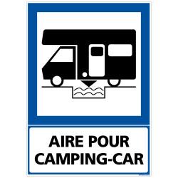 PANNEAU INFORMATION AIRE POUR CAMPING-CAR (F0224)