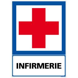 PANNEAU INFIRMERIE (F0256)