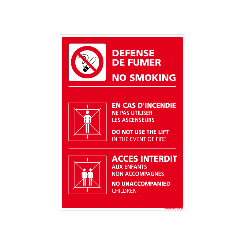 Consignes generales incendie (A0446)