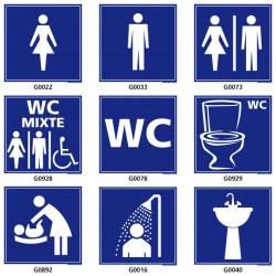 Panneau de Signalisation d'information sanitaire