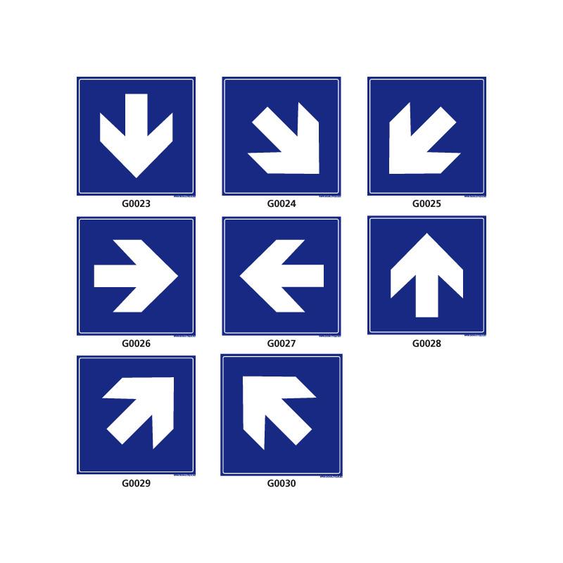 Signaletique directionnelle