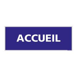 PANNEAU SIGNALISATION INFORMATION ACCUEIL (G0088)
