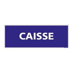 PANNEAU SIGNALISATION INFORMATION CAISSE (G0102)