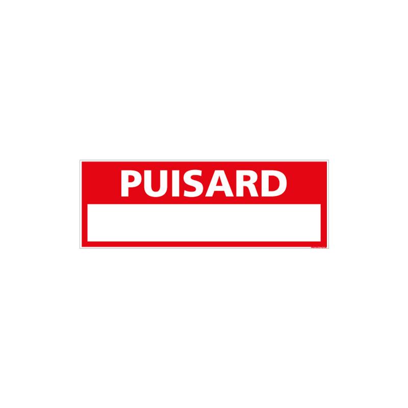 PANNEAU PUISARD (A0495)