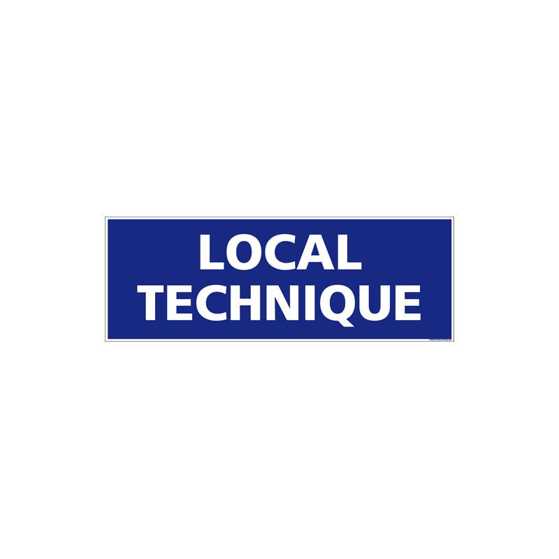Panneau Local Technique (G1055)