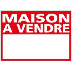 PANNEAU MAISON A VENDRE AKYLUX 3,5mm - 700 x 500mm (G1314)