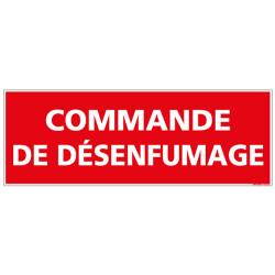 Panneau Commande de Desenfumage (A0516)