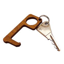 Ouvre porte sans contact - Crochet ouvre porte (OUVRE_PORTE_BOIS_001)