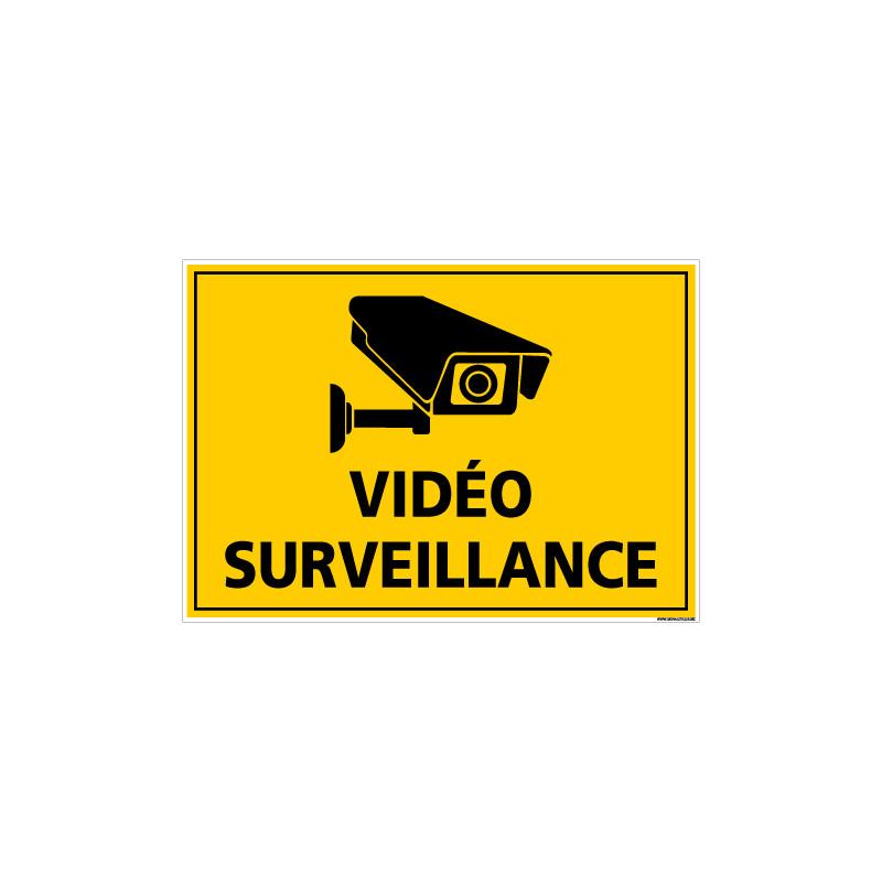 PANNEAU VIDEO SURVEILLANCE (C1476)