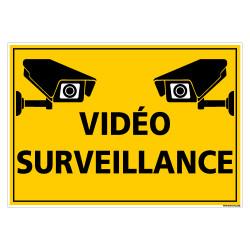 PANNEAU VIDEO SURVEILLANCE (C1477)