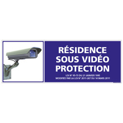 RESIDENCE SOUS VIDEO-PROTECTION (G0846)