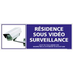 RESIDENCE SOUS VIDEO SURVEILLANCE (G0847)