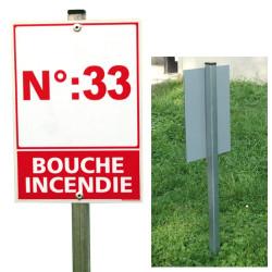 Kit bouche a incendie (W0194)