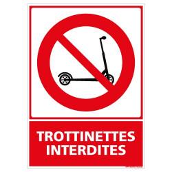 PANNEAU TROTTINETTES INTERDITES (D1239)