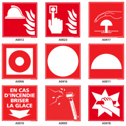 Signalisation securite et prevention incendie