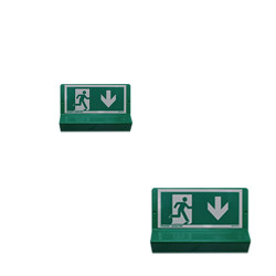 SUPPORT DE SIGNALISATION EN BRAILLE (W6301DB)