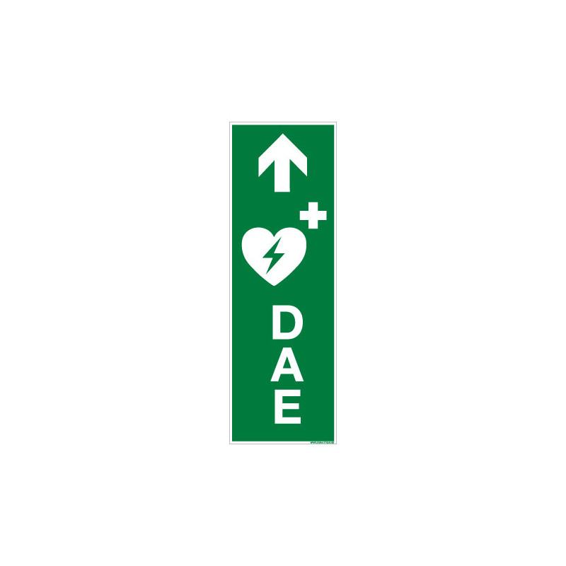 PANNEAU DAE FLECHE HAUT (B0354H)