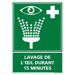 Panneau LAVE OEIL (B0406)