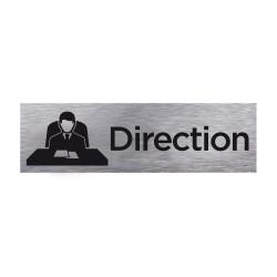 PLAQUE DE PORTE DIRECTION (Q0088)