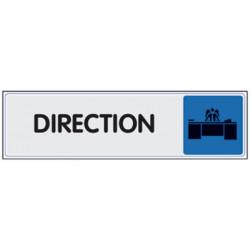 PLAQUE PLEXIGLASS DIRECTION (W40332825) A l'unité