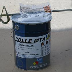 COLLE POUR PLOT TOTEM RALENTISSEURS ET POUR BAO (WCOLMTA)