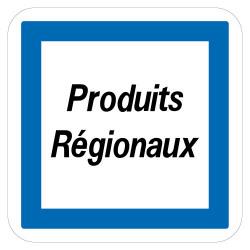 Panneau routier ECOLIGN - PRODUITS REGIONAUX (CE50-PR)