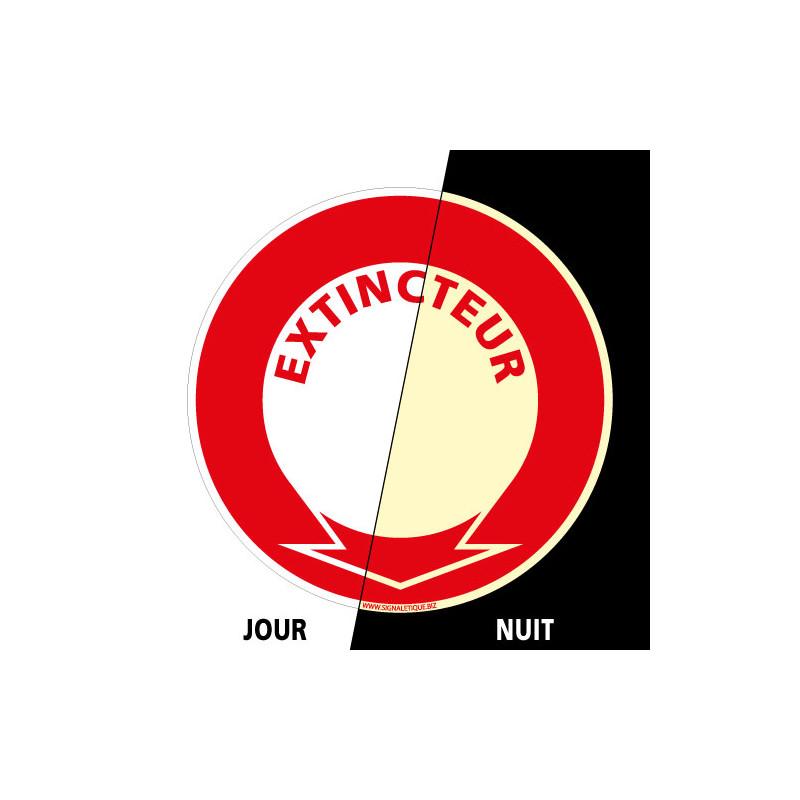 PANNEAU EXTINCTEUR PHOTOLUMINESCENT (A0042-PHO)