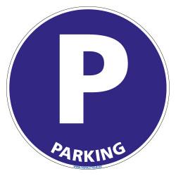 PANNEAU PARKING (L0718)