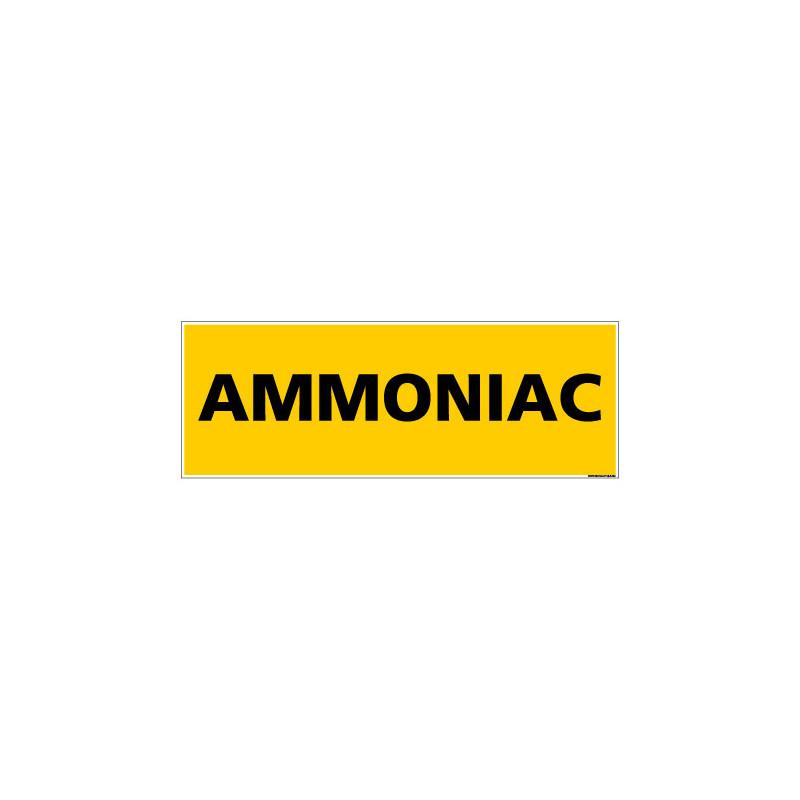 Panneau de Signalisation danger AMMONIAC (C0092)